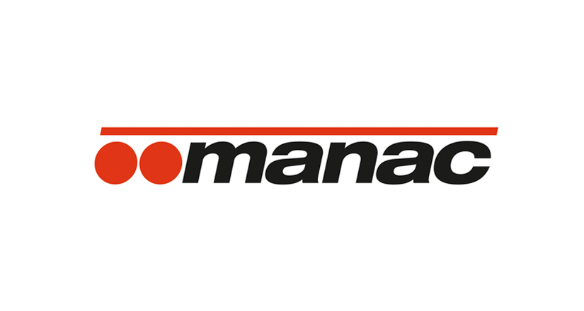 Manac Logo: Manac Flatbeds for sale. We're your Illinois Manac Flatbed Dealer!