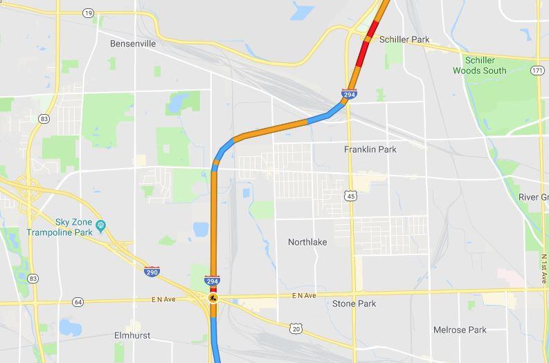 Local Traffic Updates- Google Maps
