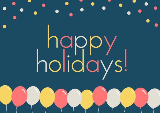 Happy Holidays from ILoca- there's a Holiday Retail Sales Increase- do you have all the trailers you need to compensate?