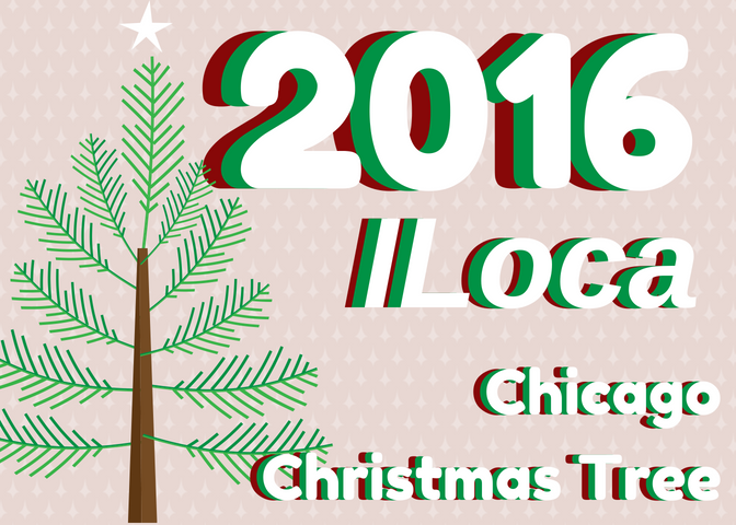 103rd Chicago Christmas Tree