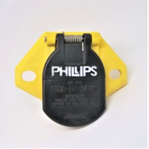 7-Way Yellow Dump Receptacle Phillips 16-822