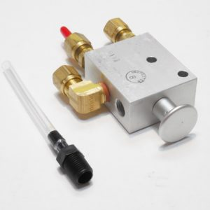 Hendrickson 3-Way Auto Reset Valve w/Fittings VS-25224-0