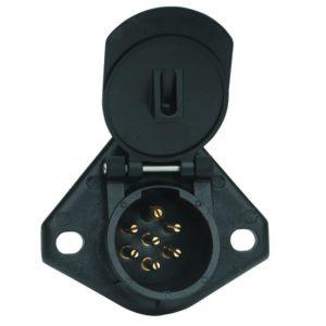 7-Way Q-Box Socket Phillips 16-724