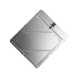 ALUMINUM PLACARD HOLDER PLC80SM-P-0