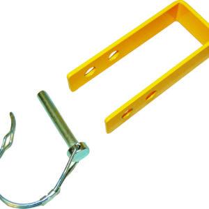 ANCRA LEVER BINDER LOCKING CLIP 50117-10-0