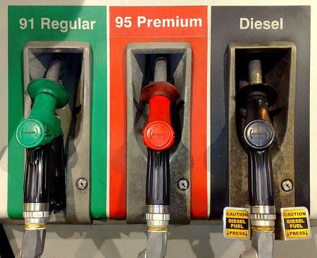 Diesel and Gas Fuel Pumps