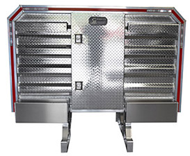 sturdy-lite Cab racks available from our store from Sturdy Lite Trucking Equipment