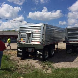 Travis Aluminum Dump