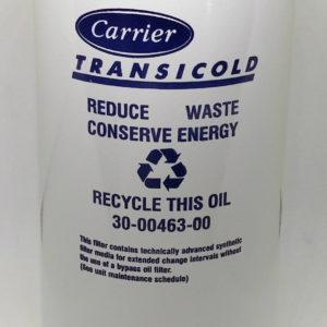 OEM CARRIER TRANSICOLD REEFER OIL FILTER 30-00463-00-0