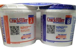 Key Polymer Crack Filler