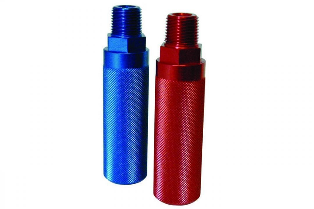 Phillips Anodized Gladhand Grips Set(Pair)  PHL12-600-0