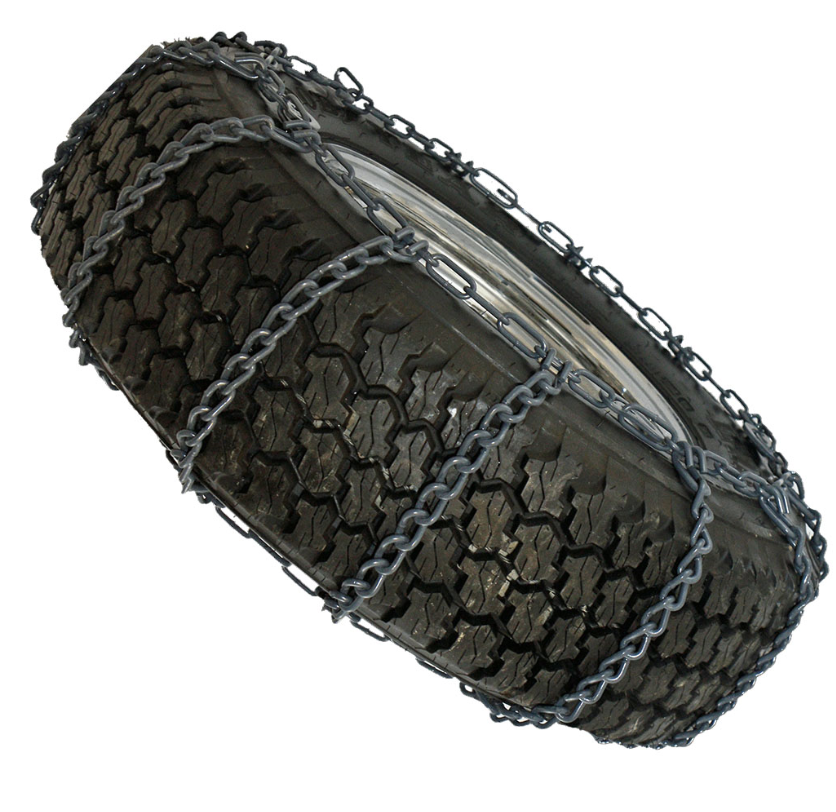 295//80 22.5 Dual Cable Tire Chains with Cam TireChain.com 4317 295//80-22.5