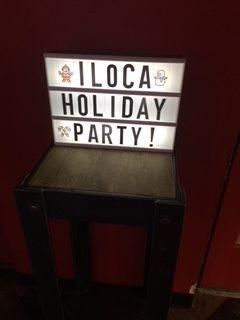ILoca Services Holiday Party 2017