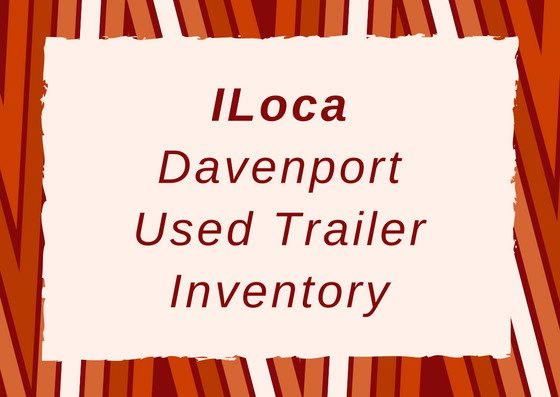 Davenport Used Trailer Equipment