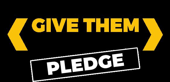 distance pledge
