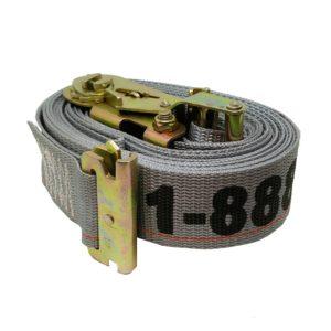 Ratchet Buckle Logistic Strap