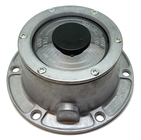 The GT-4009 Oil Hub Cap Includes everything seen here