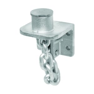 Ancra Bolt-On Plated Floor Chain Tie Down 49583-10-0