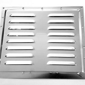 Aluminum Louvered Vent VAN20