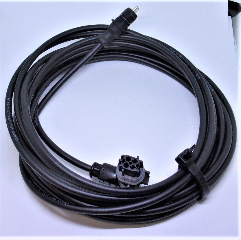 Meritor Wabco RSS Roll Stability ABS Sensor 5 1M Extension Cable 4497230510