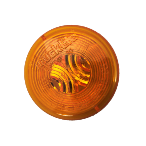 2 in. Round Amber Marker Light  TL 30200Y