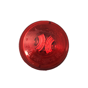2 in. Round Red Marker Light TL 30200R