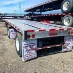 combo flat - SEMITRAILER FOR SALE