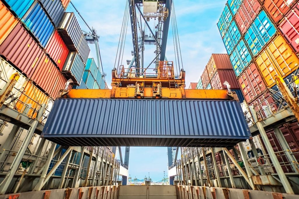 Most Commonly Used Types of Intermodal Containers