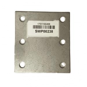 Vanguard Trailer Top Rail Backing Plate SWP00238